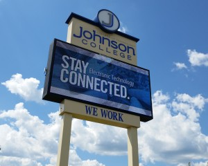 Staying Connected at Johnson College!