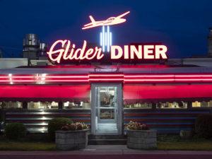 Glider Diner